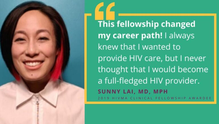 A Career Path Change into HIV Care