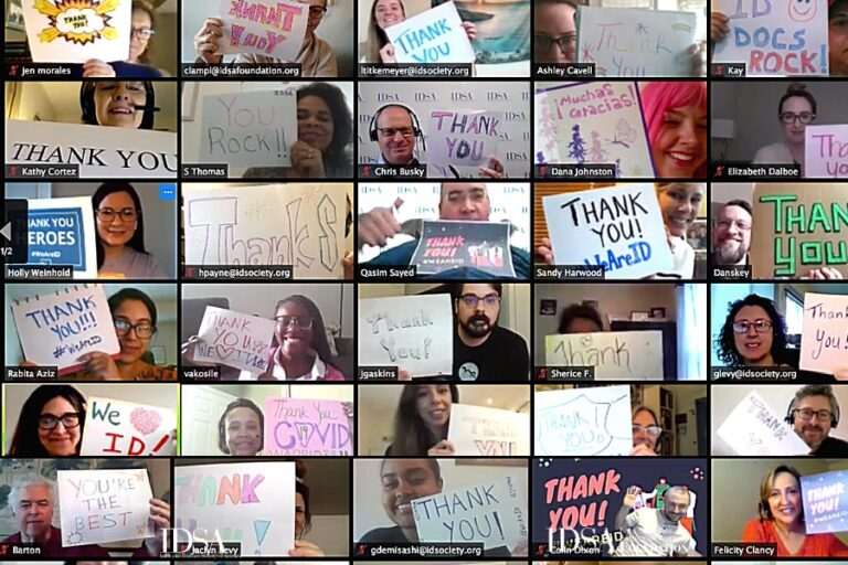 Thank You for Helping Unmask ID Heroes