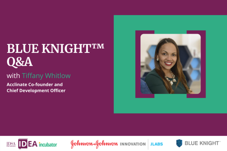 IDeaIncubator Sponsor Spotlight: How BLUE KNIGHT™Supports This Relationship-based Take on Health Equity
