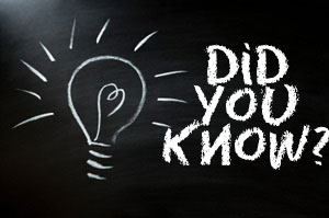 Did You know? How To Stay Informed