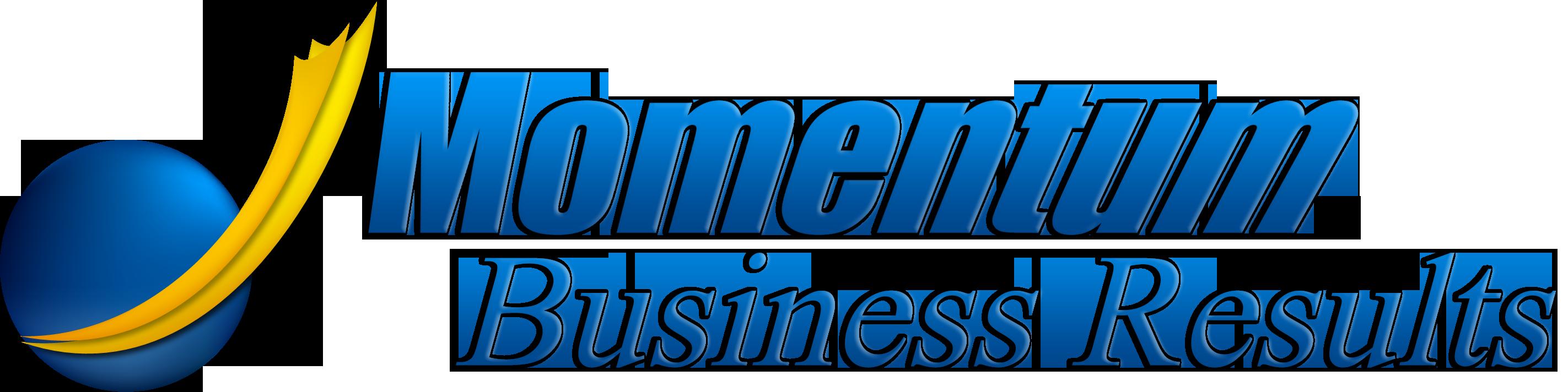 momentum business results logo jpeg