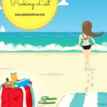 Packing List: A Weekend at the Beach