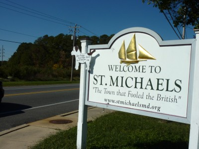 Welcome to St. Michaels!