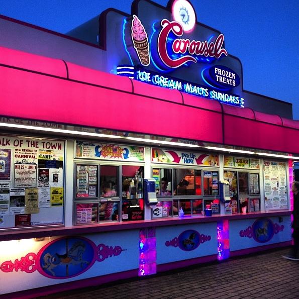 Carosel Ice Cream