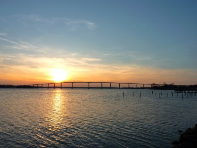 Solomons Sunset- Summer Getaways from D.C.