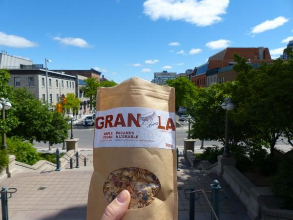 Byward Tour- Granola
