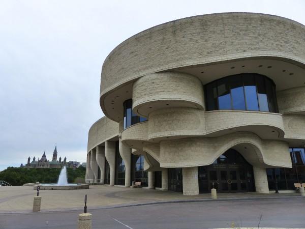 Civilization Museum ext