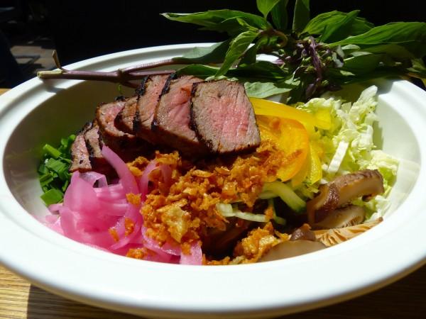Sidedoor- noodle dish