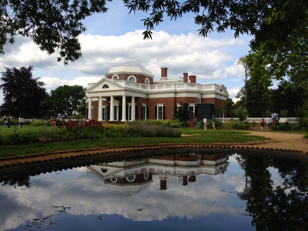 Monticello- Summer Getaways from D.C.