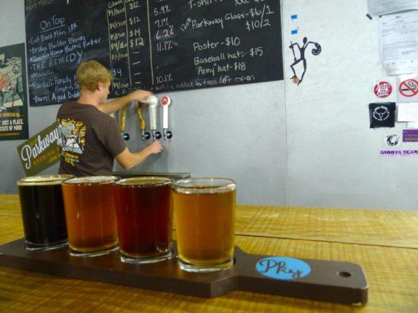 Parkway Brewery