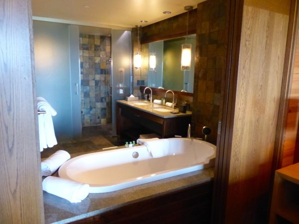 Primland- huge bathroom