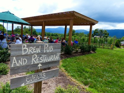 Blue Mountain Brewery- ext