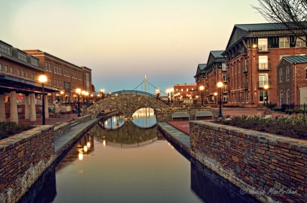 frederick canal