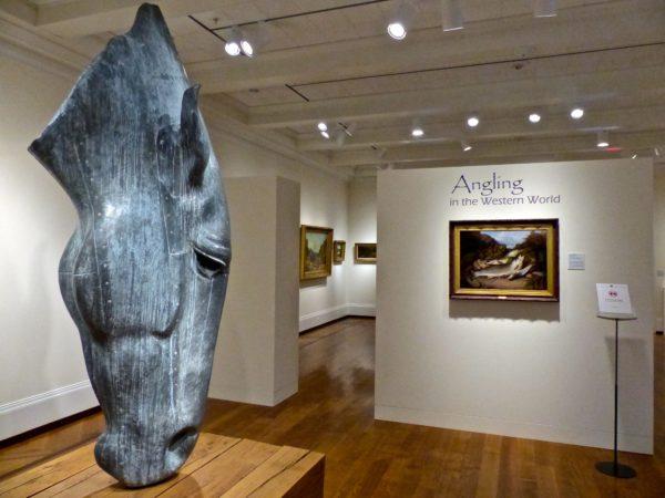 National Sporting Museum- sculpture