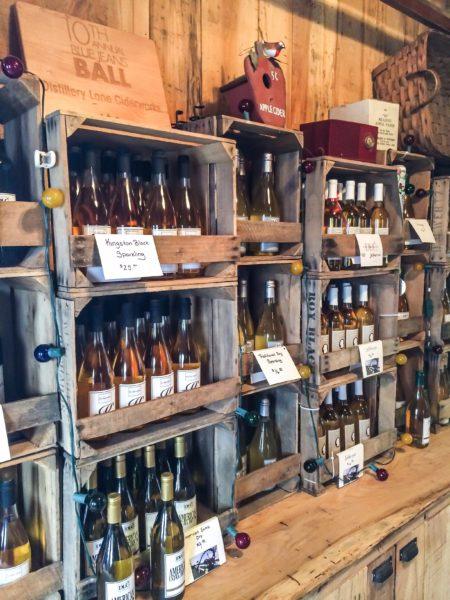 Distillery Lane Ciderworks - Display