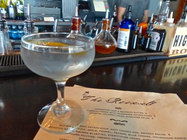 Roosevelt- cocktail
