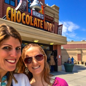 Hershey- me and Molly
