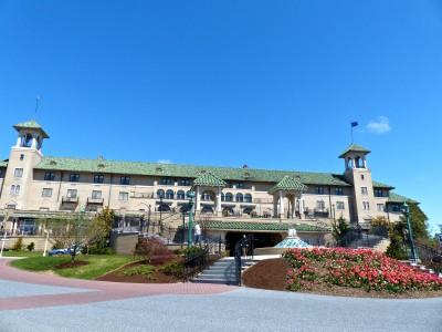 Hotel Hershey- exterior