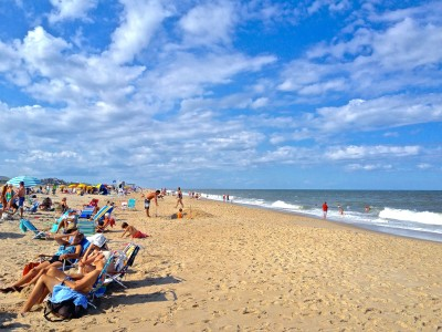 Beach- Summer Getaways from D.C.