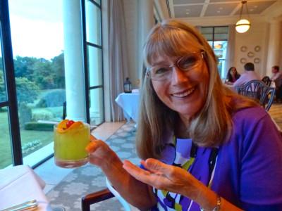 Keswick Hall - Fossett's cocktail