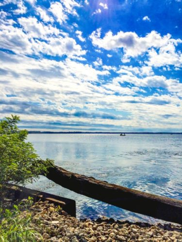 Day Trip to Occoquan- Wildlife Refuge- water view