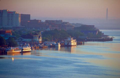 Romantic Weekend in Alexandria