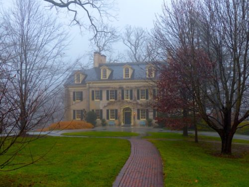 Holidays in the Brandywine Valley- Hagley- Eleutherian mils 3
