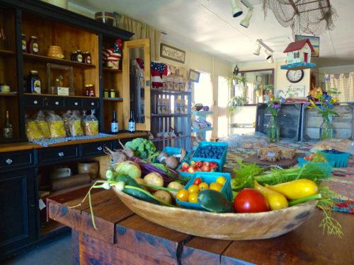 Frederick agritourism- The Farm Market at England Acres