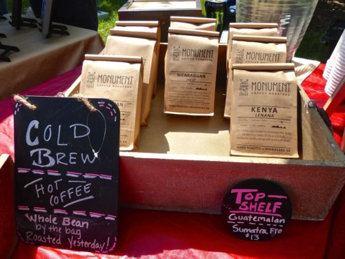 DC Day Trip to Manassas- Farmers Market- Monument Coffee Roasters 2