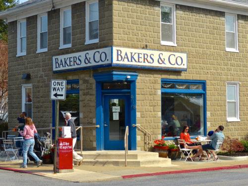 Bakers & Co. is the prime breakfast spot in Eastport