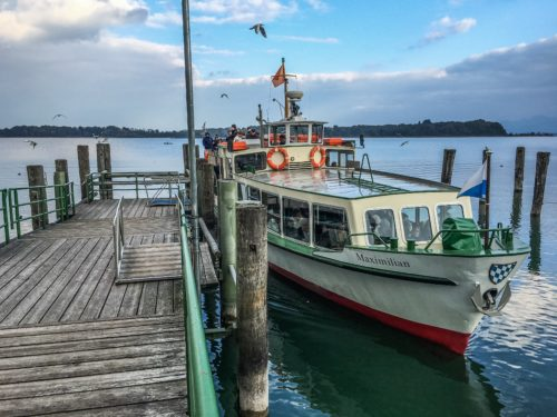 Chiemsee ferry