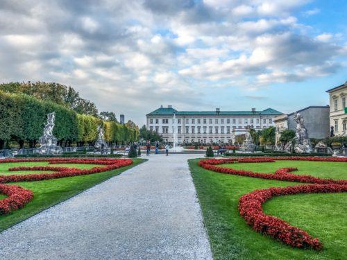 Salzburg- Mirabell Palace 2