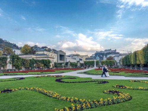 Salzburg- Mirabell Palace 4