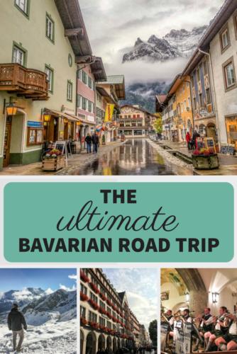 Ultimate Bavarian Road Trip