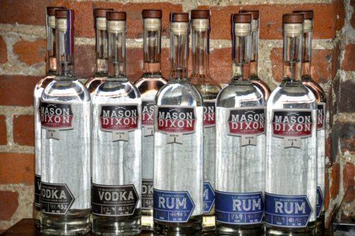 gettysburg-getaway-mason-dixon-distillery-bottles