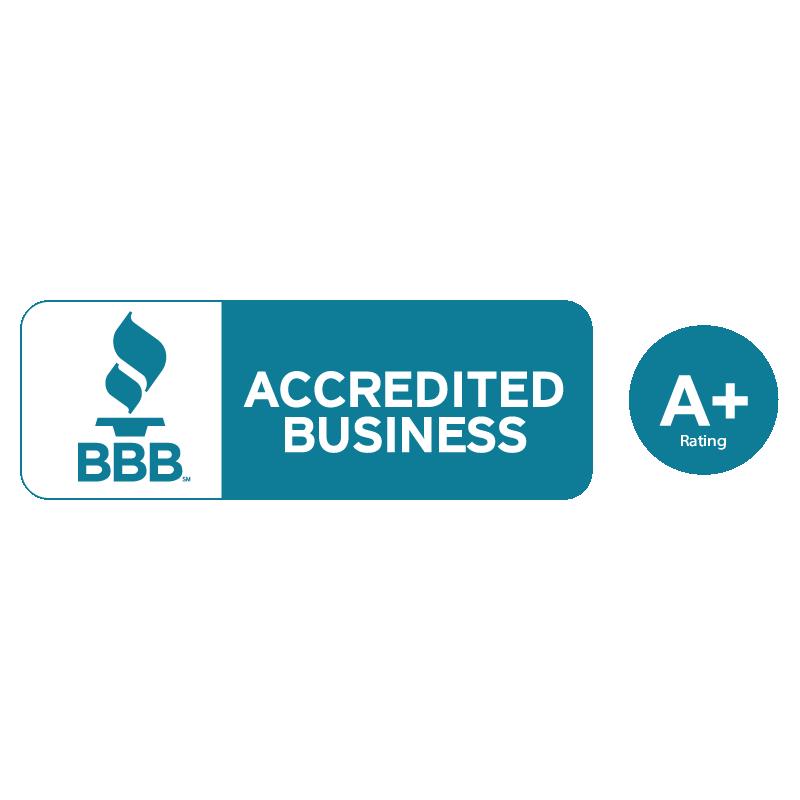 A+ Rating Better Business Bureau