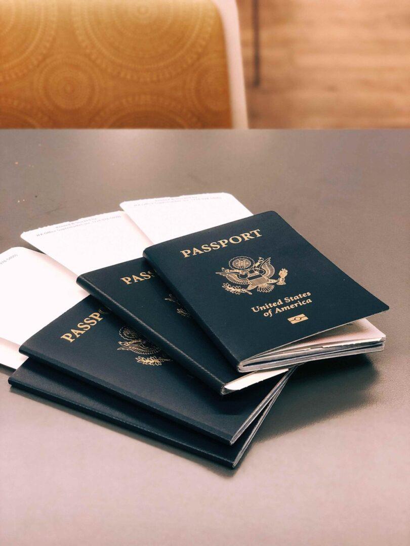 Just Passports