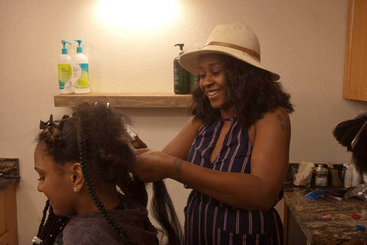 The independent professionals @ Have a Good Hair Day! Salon offer a variety of hair, skin, and nail service.