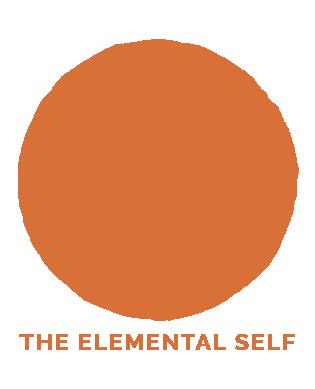 The Elemental Self logo