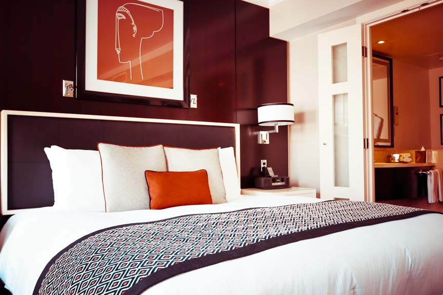 Hotel Room Redesign and Modernization