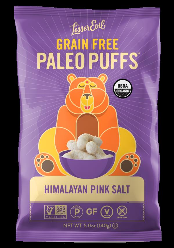 Paleo Puffs Himalayan Pink Salt