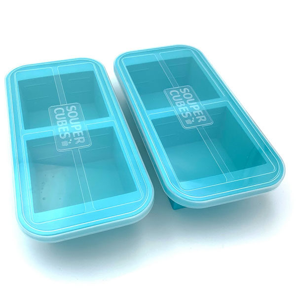 Souper 2 Cup Freezing Tray