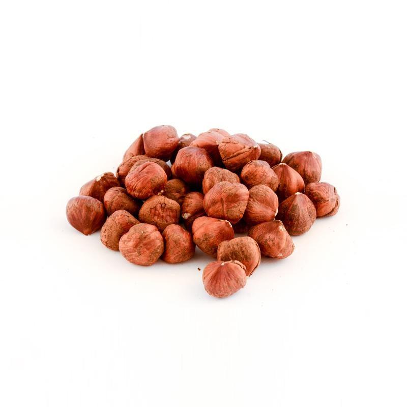 Tierra Farms Organic Raw Hazelnuts