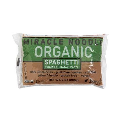 Miracle Noodles Organic Spaghetti