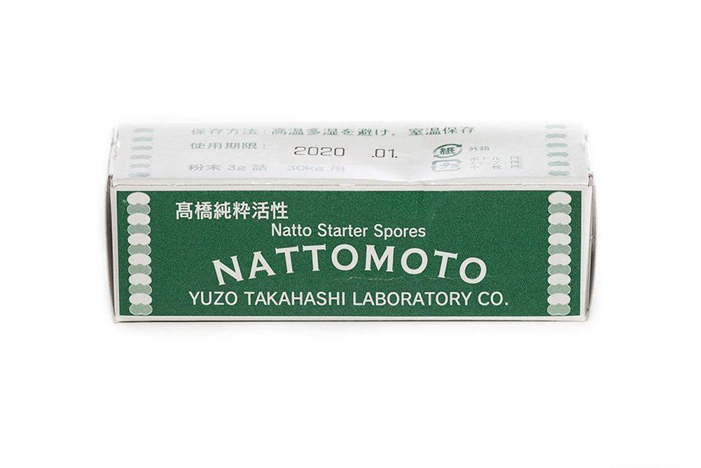 Mitoku Traditional Natto Spores