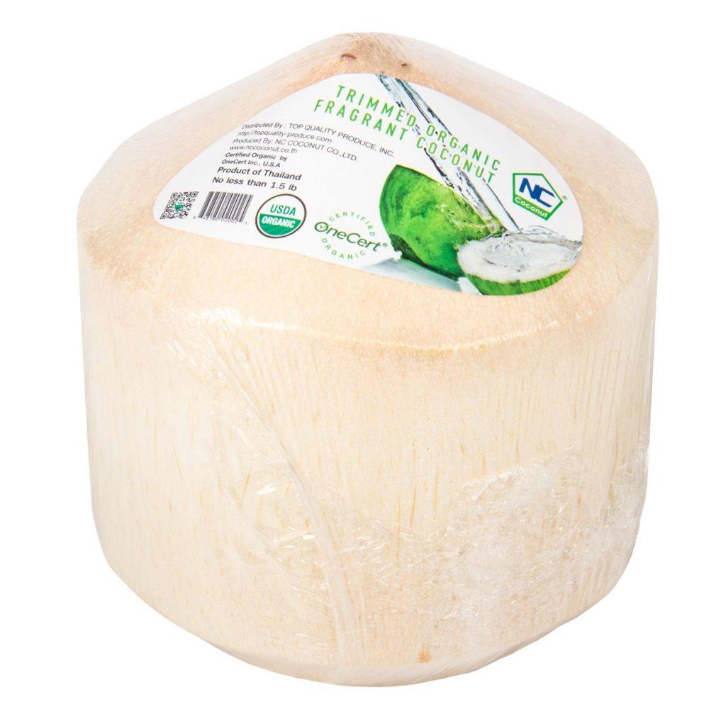 Azure Market Young Thai Organic Coconut