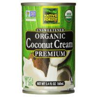 Native Forest Organic Coconut Cream