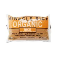 Organic Miracle Rice