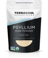 TerraSoul Organic Psyllium Husk Powder