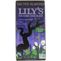 Lily's Sweets 70% Dark Chocolate Bar
